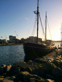 Ob morju Danska